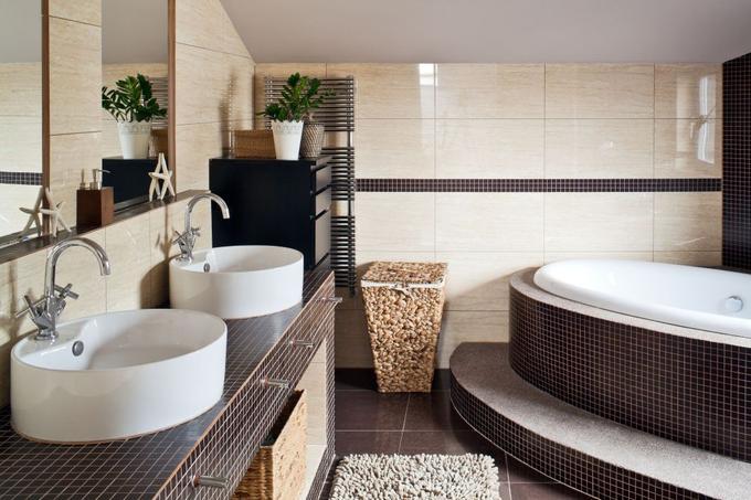 Aranżacja łazienki  praktyczne porady  Luxumpl